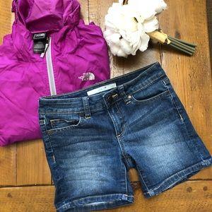 {Joe's} girls denim shorts